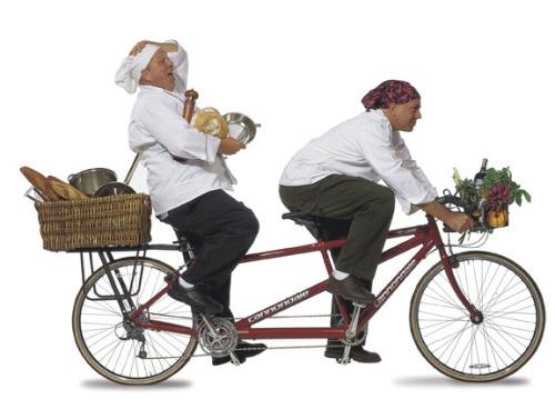 Chefsonbike