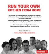 We're Looking for More Chefs inLondon